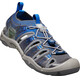 Keen Evofit One Sandals Men grey/blue